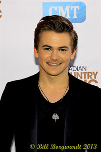 Hunter Hayes - Green Carpet - CCMA13 Day4 4620