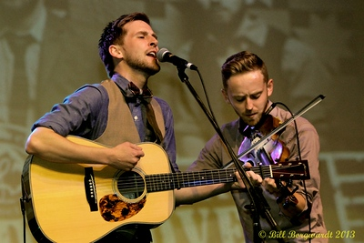 Abrams Brothers, 2013 Showcase winners - Discovery Showcase