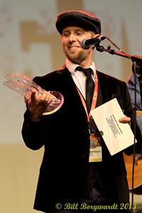Denis Dufresne - Mandolin - All Star Band Awards Winner