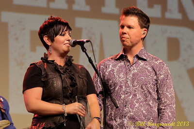 Stacey Lee & Shane Guse - Western Swing Authority - All Star Band Awards