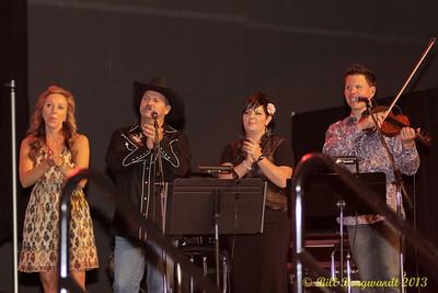 Eli Barsi, John Cunningham, Stacey Lee & Shane Guse - All Star Band Awards
