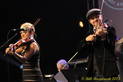 Lynae & Denis Dufresne - Pear - All Star Band Awards