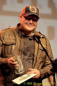 Travis Switzer - Bass - All Star Band Awards Winner