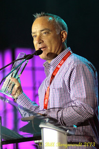 Peter Walker - Music Director of the Year - Secondary Market  - CJKX-FM - Oshawa, ON - Industry Lunch
