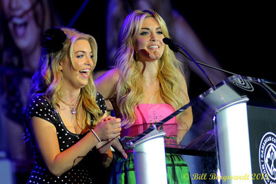 One More Girl - presenters - Gala Dinner & Awards Presentation