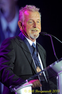 Ed Harris - Canadian Country Music Hall of Fame Stan Klees Builder Award - Builder Inductee - Gala Dinner & Awards Presentation