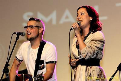 Small Town Pistols - Tyler & Amanda Wilkinson - Fan Fest