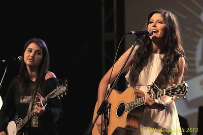Alee with Lauren Adamoski - Fan Fest