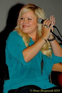 Stacie Roper - Hey Romeo - Fan Fest