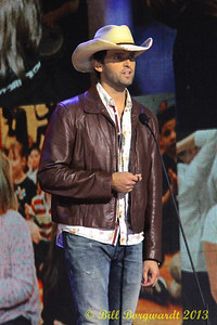 Dean Brody - Speaking about Music Counts - CCMA Award Show