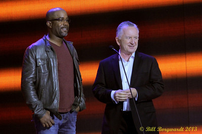 Darius Rucker & Ron James - Presenters - Group or Duo of the Year - CCMA Award Show