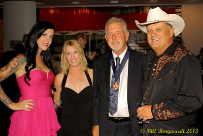Becca Hess, Tracy Lee Sherman, Ed Harris, Kenny Hess