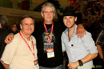 Ken Singer, Dave Marcoux, Brett Kissel