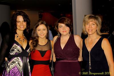 Dana Blayone, Danielle Lowe, Sherry Crawford, Vicki Lowe