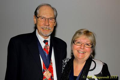 Barry Haugen & Sheila Hamilton