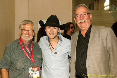 Bill Borgwardt, Brett Kissel, Rob Tanner