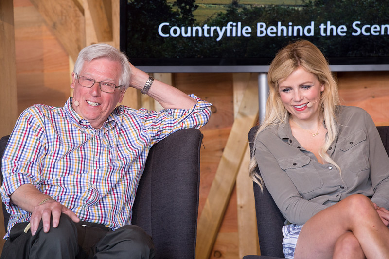 Ellie Harrison - John Craven - BBC Countryfile - Cyrus Mower Photography