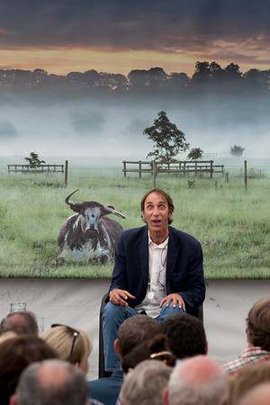 Will Self - BBC Countryfile Live 2016