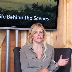 Ellie Harrison - BBC Countryfile Live 2016