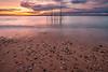 Sunset on Beaver Island