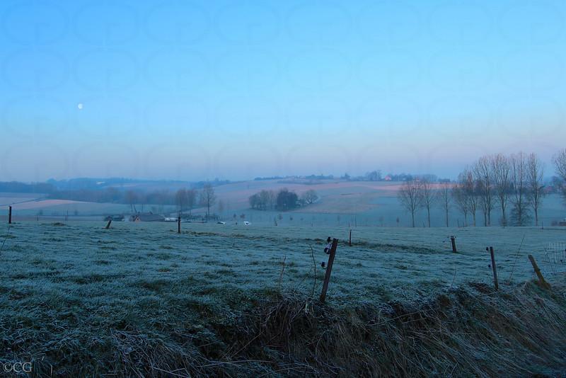 Dawn on the Paterberg