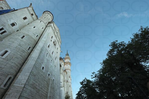 Towering Walls