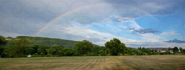 Grosswallstadt Rainbow