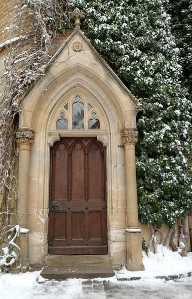 The Door of the Tower