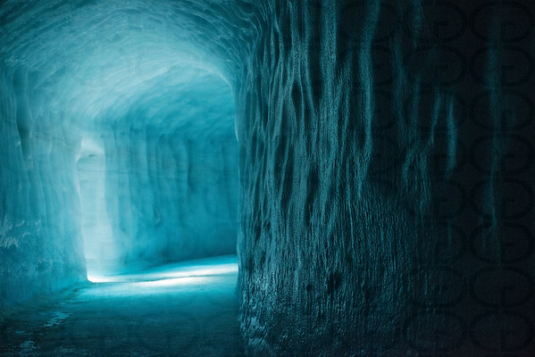 The Ice Tunnel
