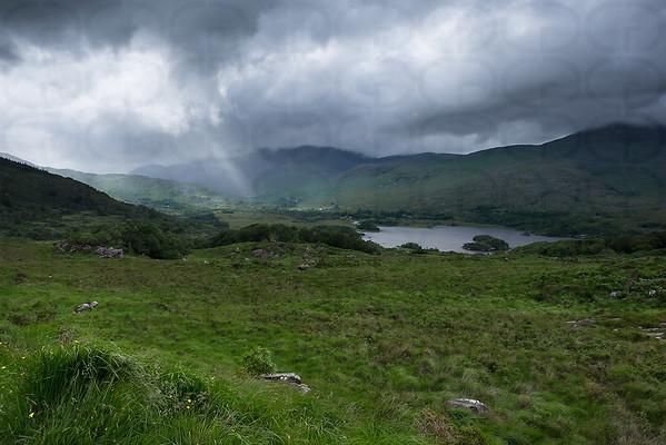 Rain in Killarney