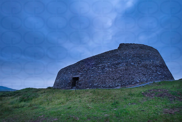 Cahergall Ring Fort on the Summer Solstice