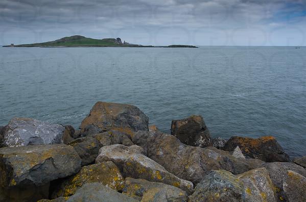 View of Ireland's Eye