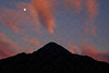 Mt. Legnone Silhouette