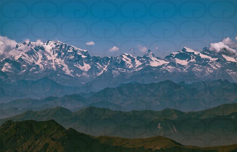 Glimpse of the Matterhorn