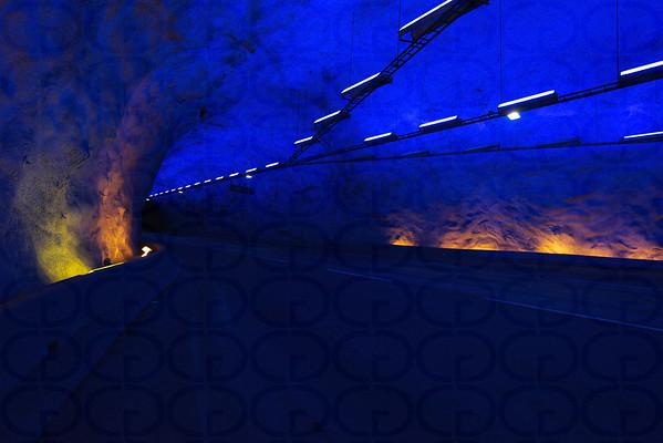 The Lærdal Tunnel