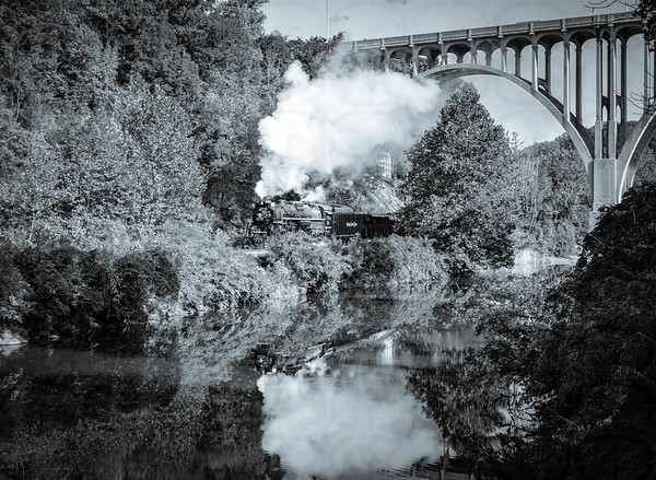 765 Below the Viaduct (Mono)