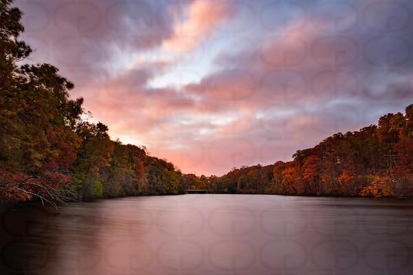 Sunrise on November 10