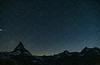Stars over Zermatt