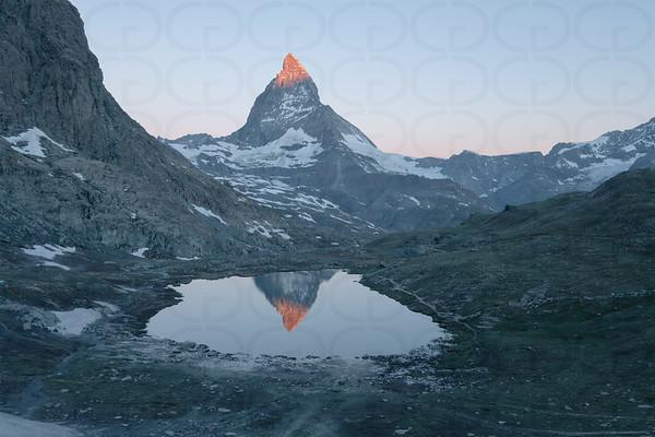 Matterhorn at Sunrise Wide 1
