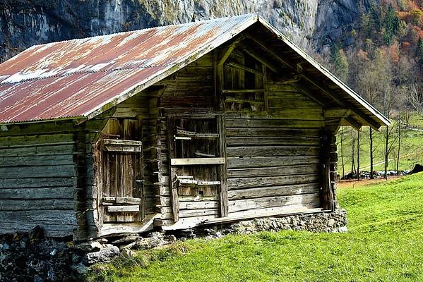 Alpine Cabin