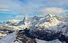 Eiger, Mönch, & Jungfrau