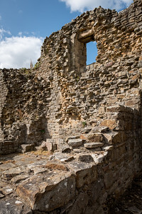 Barnard Castle, County Durham, 2017