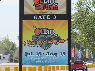 Orange County Fair - 7/16/10