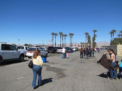 Riverside County Fair - Indio, CA - 2/27/2011