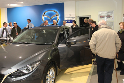 County Mazda 3 Launch 030114 114