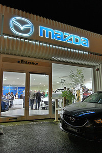 County Mazda 3 Launch 030114 007