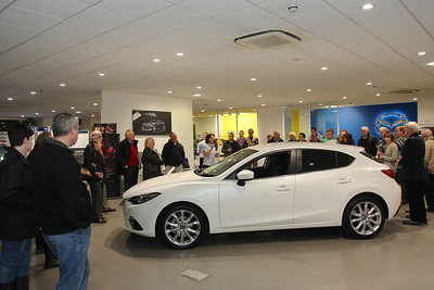 County Mazda 3 Launch 030114 128