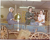 Nashville Womans Club District Meeting held at the V.F.W. in 1976. Womans Club Members L-R: Gladys Griffin, Ruby Brown, Marjorie Tygart.