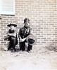 Boys Scouts Clyde Chism and Bobby Clyatt, 1939. (Courtesy of Jack Bennett)
