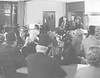 Shriners Meet at Ivy Restaurant, April 1971